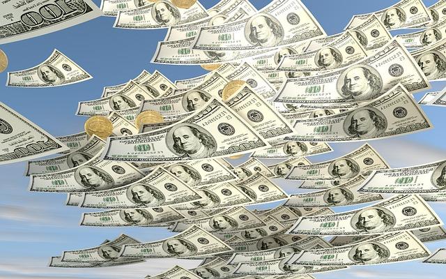 Ile jest pieniędzy na świecie